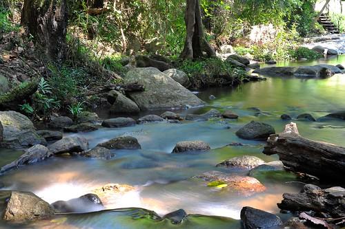 Mon Tha Than waterfall Doi Suthep - Doi Pui National Park, Chiang Mai, Thailand © | by Morrisy12345