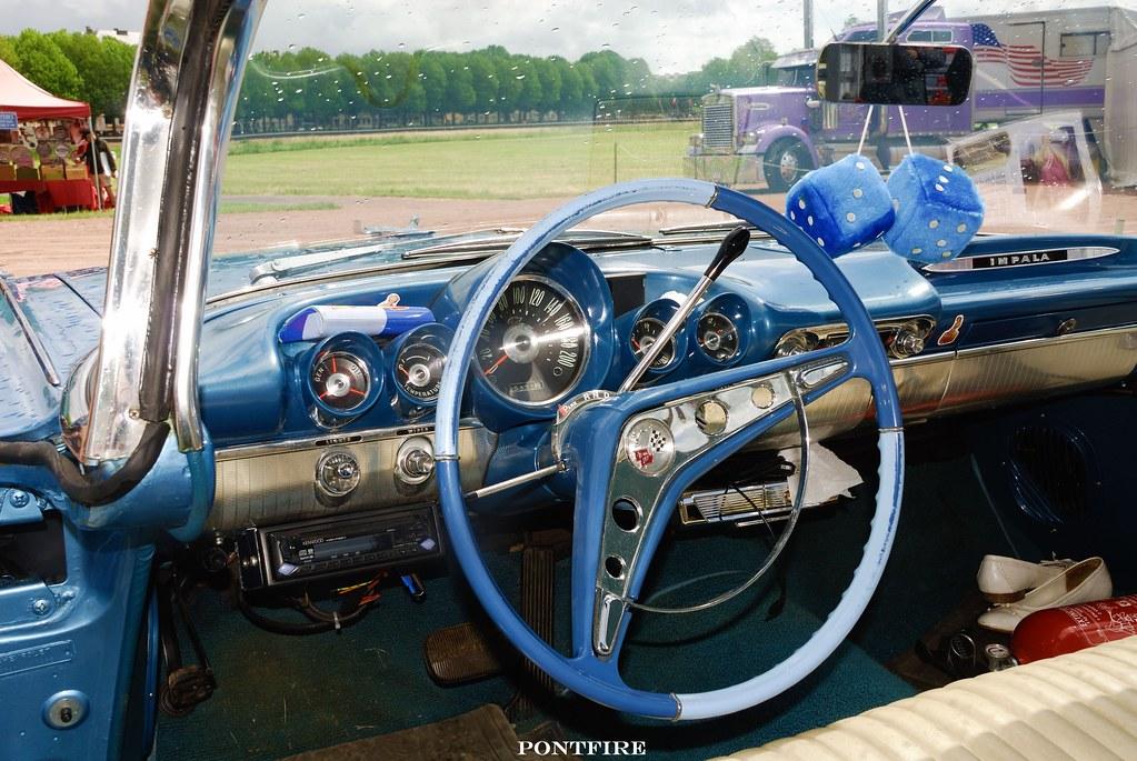 1959 Chevrolet Impala Sport Coupe | 5ème Rétro festival de C