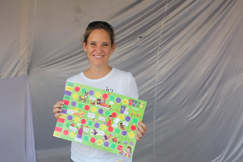 Environmental Board Game for Children