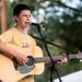Huval, Dupuy & Fuselier Cajun Band at Festivals Acadiens et Créoles, Girard Park, Lafayette, Oct. 13, 2012