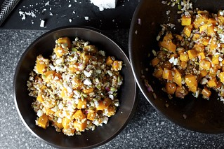 a big october grain salad   by smitten kitchen