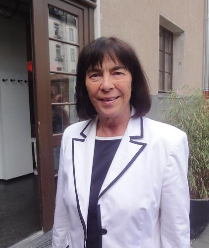 Ingrid Matthäus-Maier | by 1Veertje