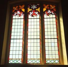 Transfiguration Church 2012 Eastern window