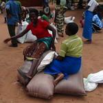 マラウイ 飢餓の起きない村づくり