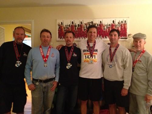 2012 Marine Corp Marathon - Team Dykeman   by teamdykeman