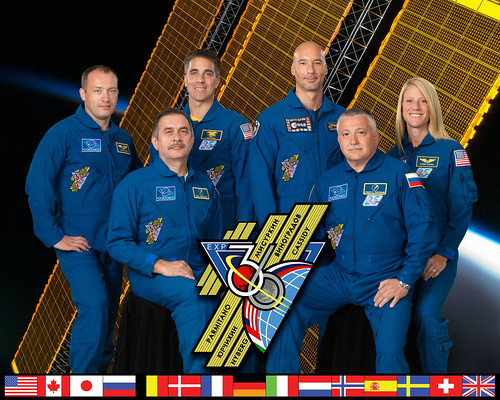 Expedition 36 Crew Members | by NASA Johnson