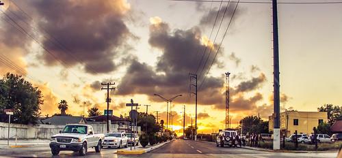 sky sun art set mexico atardecer artistic border tamaulipas mariachi ban mx frontera artful matamoros