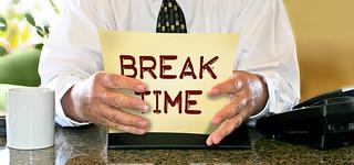 Break Time | by DonkeyHotey