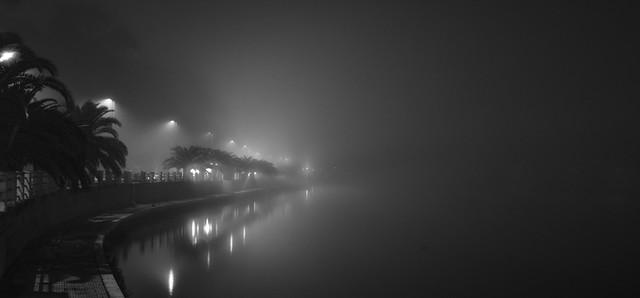 Brindisi nebbia
