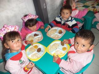 Comedor niños 2