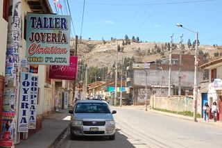 San Jerónimo de Tunan, Huancayo, Junín, Peru   by blueskylimit