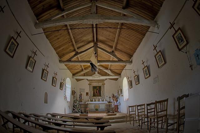 Chapelle Bourdevert St Gervais 85230