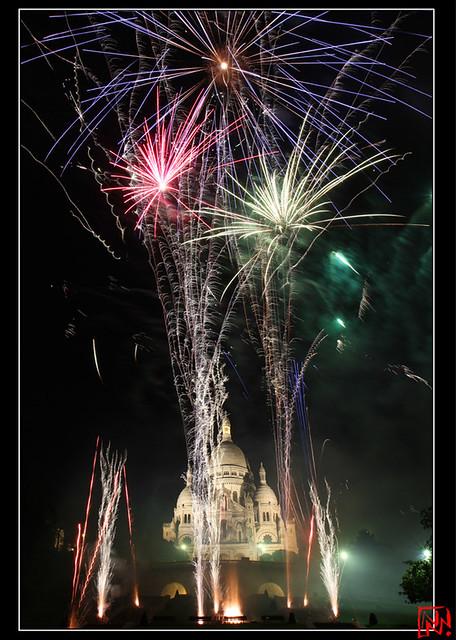 Les Feux de Montmartre 9/11
