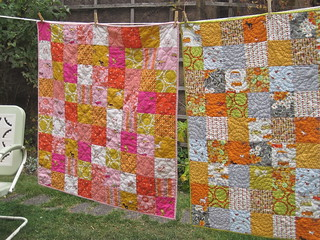 Modern Charm Quilts | by Sew Katie Did