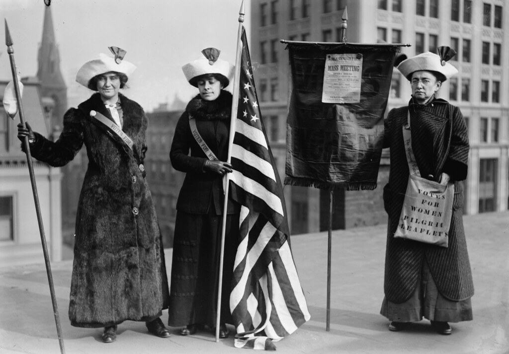 women work for the vote (2)