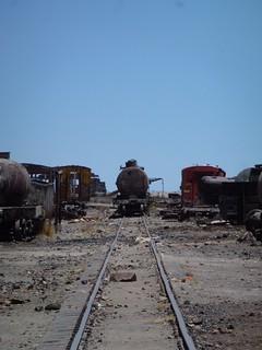 Uyuni - El cementerio de trenes | by Guellec31