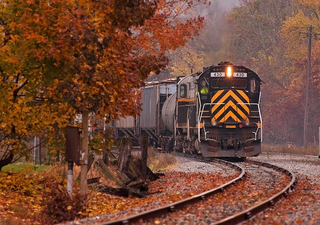 Western New York & Pennsylvania Alco C430 430