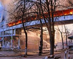 Incendie, Chisinau 1