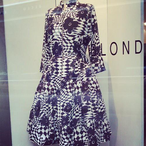 Derby Day fashion in Blonde Venus, Crossley St
