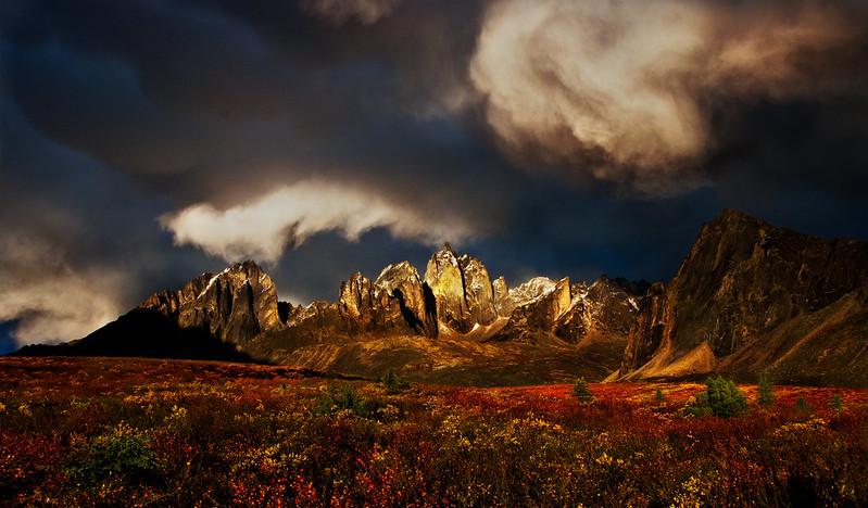 Tomstone Peak