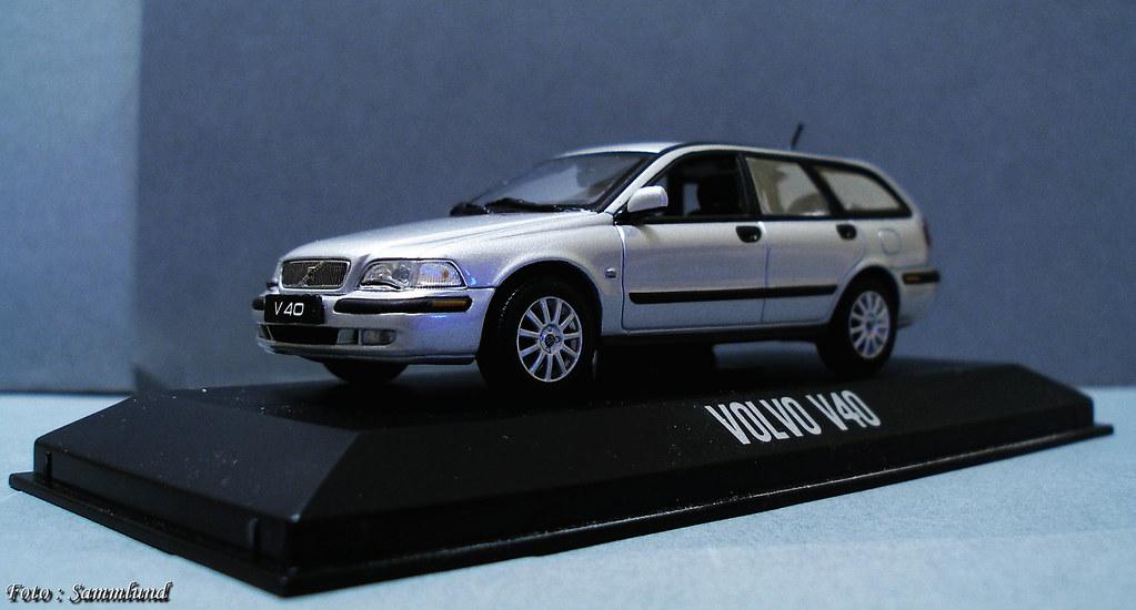 Volvo V40 Minichamps 1/43 | Volvo V40 Minichamps 1/43 | Flickr