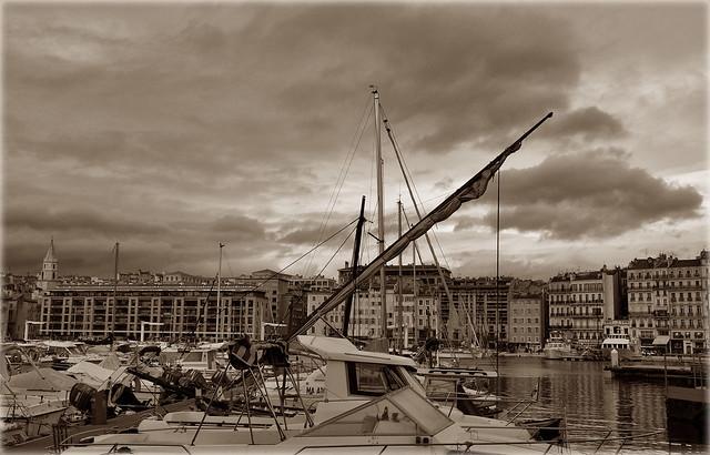Sous la menace - Marseille