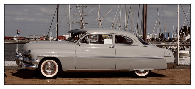 1951 - Mercury Coupe