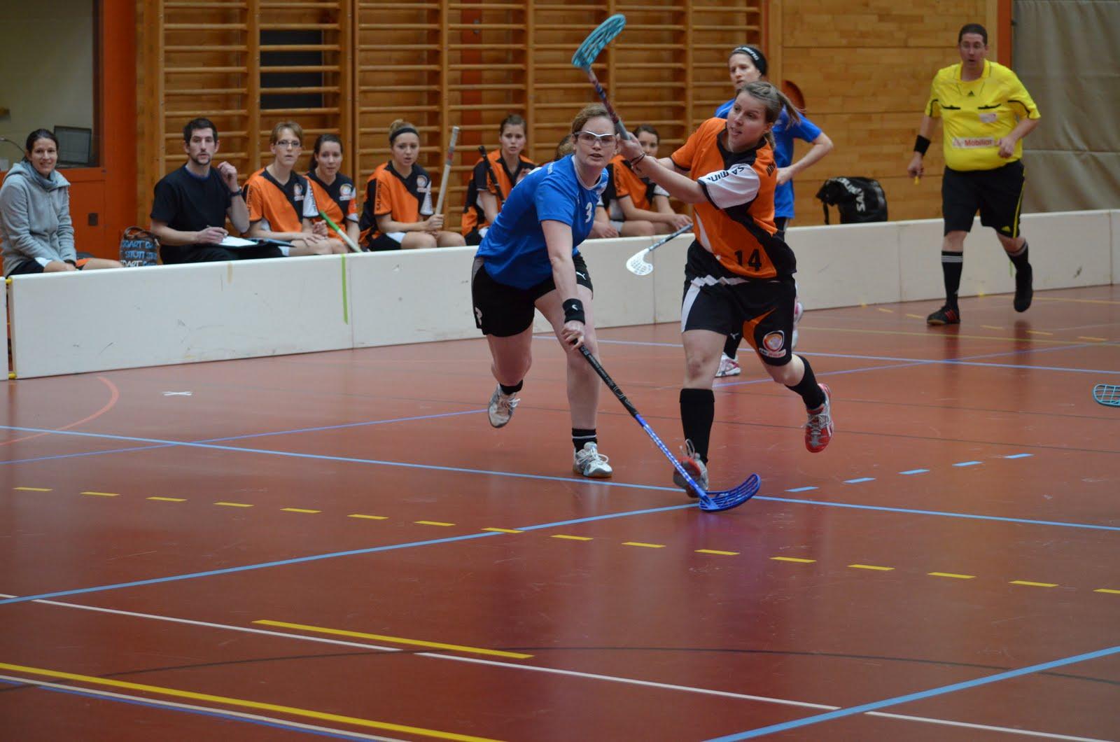 Damen Stein (Fricktaler-Derby 2012/2013)