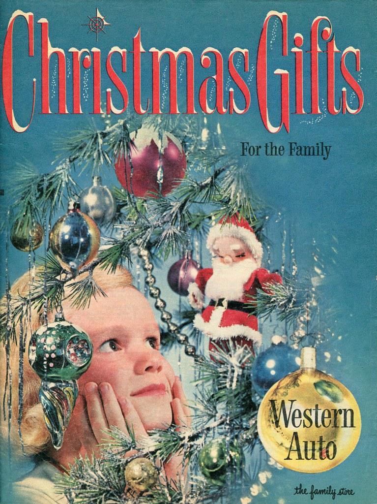 Western Auto Catalog - Christmas 1962 - Cover | Zaz Von