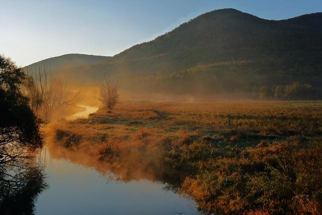 Birds Eye Mountain at Sunrise - Explored 10.21.2012