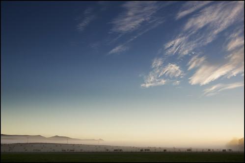 sunrise scotland nikon aberdeenshire bennachie alford d90