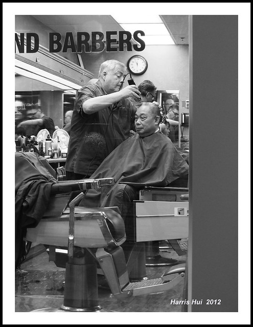 You Will Not Get The Same Haircut Twice - Barbers Richmond Centre X1439e