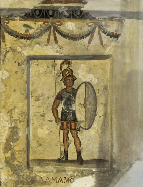 Salmamodes' Funerary Stele
