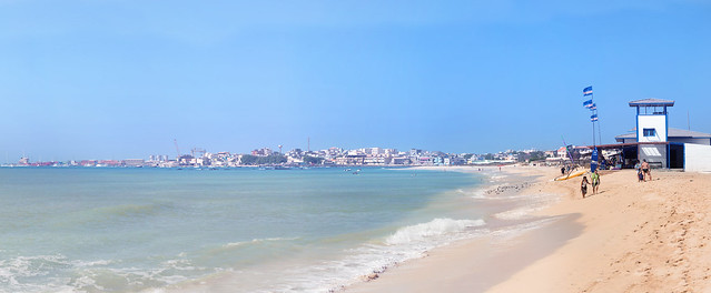 Panorama Beach - Cape Verde, Sal Rei