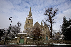 Church on Regent's Park - London