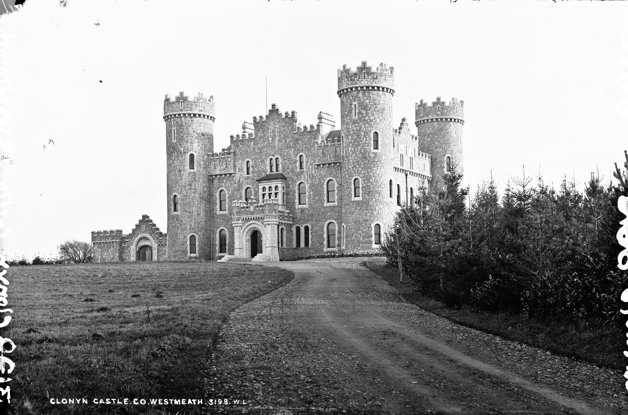 Clonyn Castle, Delvin, Co. Westmeath