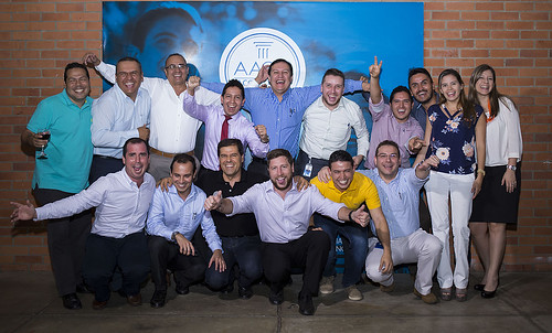 Cóctel de Grado Maestrías FCAE 2016-I