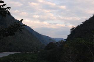 Sunset over Valle de Chanchamayo, Junín, Peru | by blueskylimit