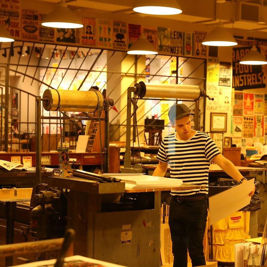 Authentic screen printing shop #nofilter #nashville | Flickr