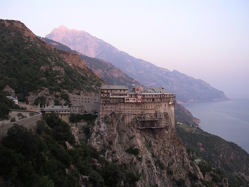 The Holy Mount Athos   by WPFDC