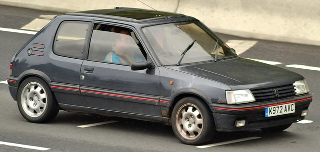 1992 Peugeot 205 1.9GTI