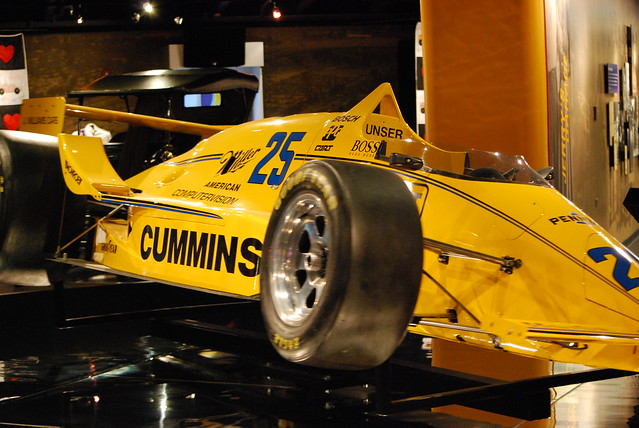 Al Unser's 4th Win Indy Car Race