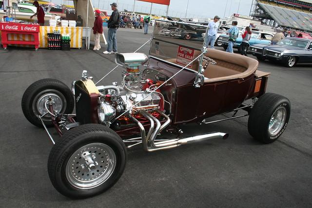 Bucket Roadster