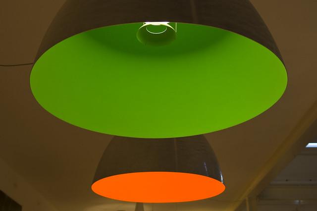 Ingo Maurer - Lichtdesign  - München -Showroom  - Kaiserstr. 47