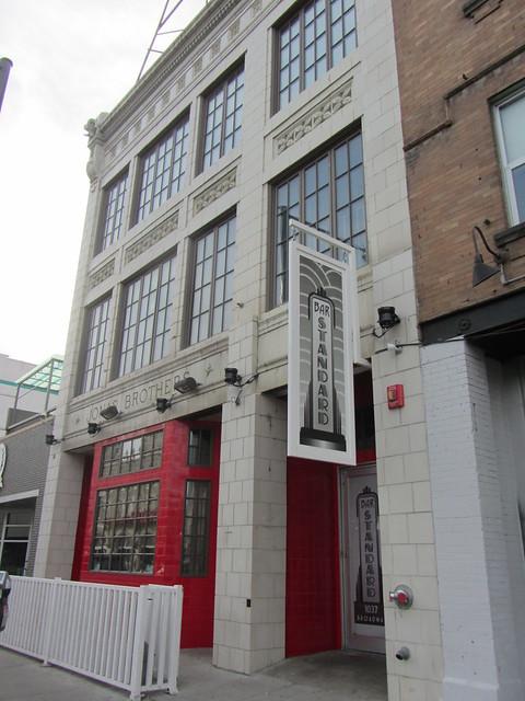 Jonas Brothers Furs Building, c. 1923