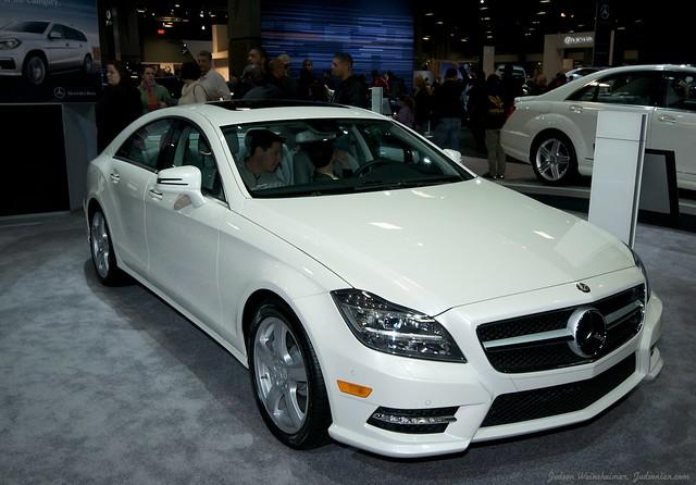 2013 Washington Auto Show - Lower Concourse - Mercedes-Benz 2