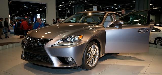 2013 Washington Auto Show - Lower Concourse - Lexus 15