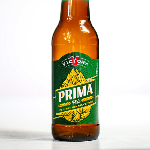Pilsner Showdown Beers - Victory Brewing Company - Prima Pils | by fourbrewers