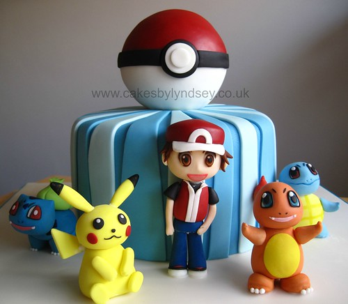 Pokemon cake | by Cakes by Lyndsey