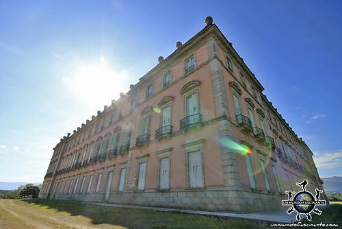 Palacio Real de Riofrío, Segovia. Castilla y León, España.   by evamundo.viajes